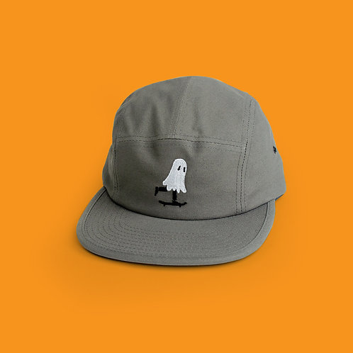 Camper Hat - Ghost
