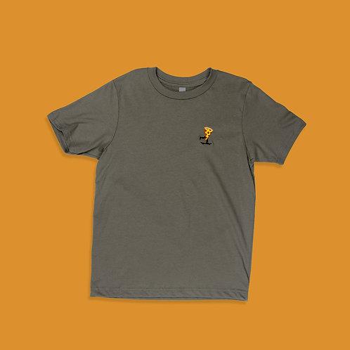 Pizza T-Shirt - Unisex - Youth