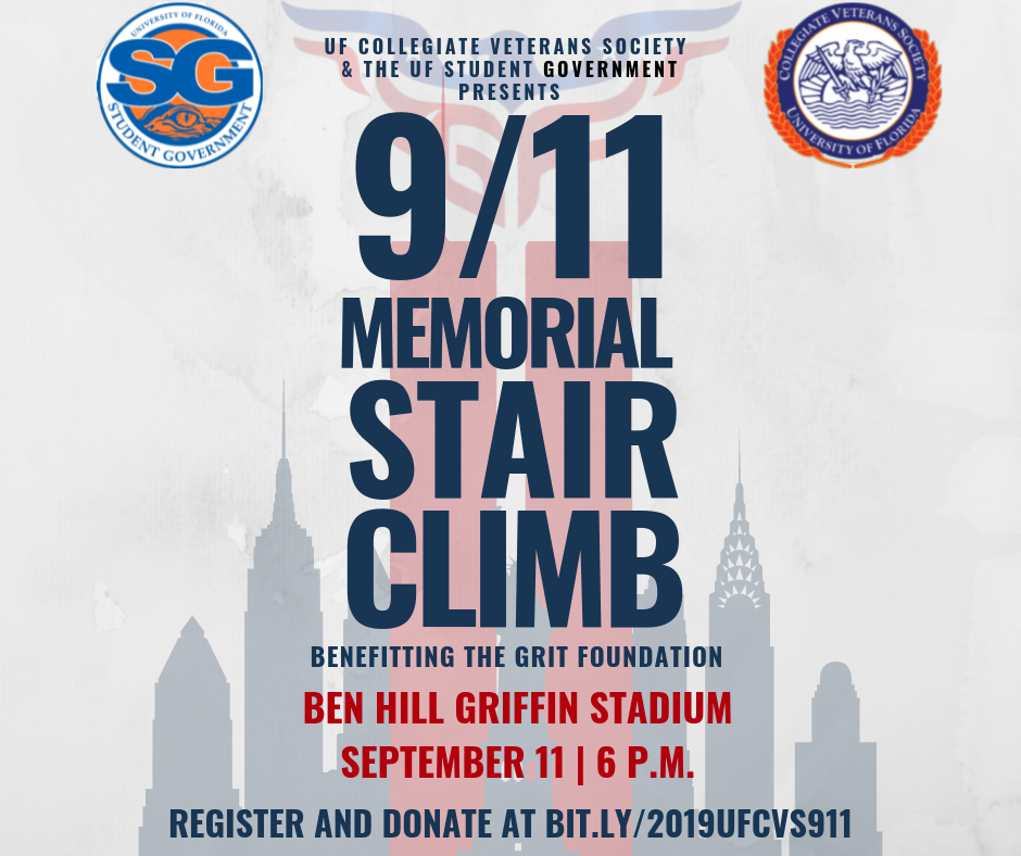 9/11 Memorial Stair Climb Grit Foundatio