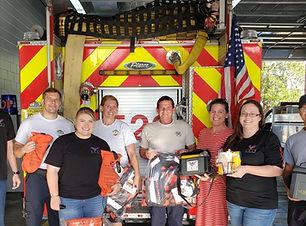 High Springs Fire Department Equipment d