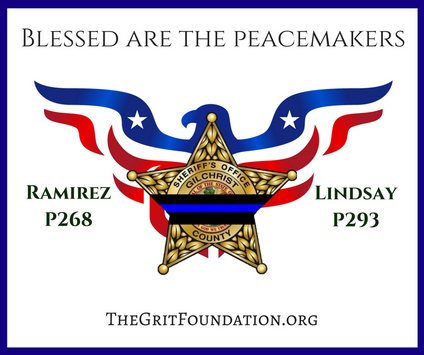 Statement from the Grit Foundation on the loss of Sgt. Ramirez & Deputy Lindsay