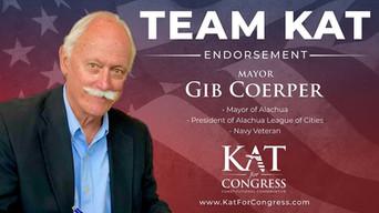 Mayor Gib Coerper