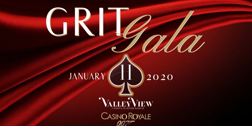 2nd Annual Grit Gala