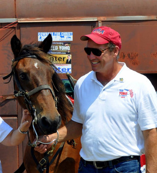 Sunshine State News: Ted Yoho Leads the Charge in Congress to Ban Horse Soring