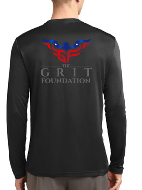 Long Sleeve Thin Blue Line | Thin Red Line Shirt