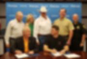 Putnam Scholarship Signing August 2019 G