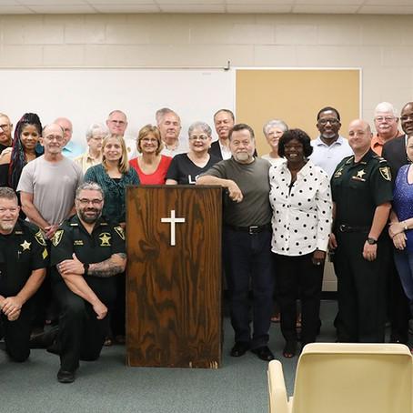 PUTNAM SHERIFF ENGAGING LOCAL RELIGIOUS INSTITUTIONS