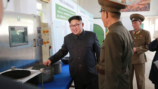 US targets North Korea's chemical weapons program with new sanctions