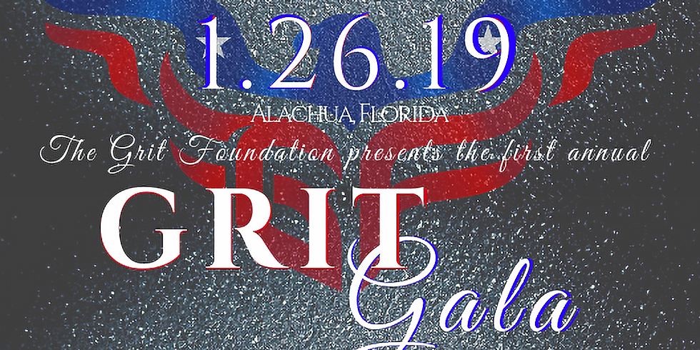 First Annual Grit Gala