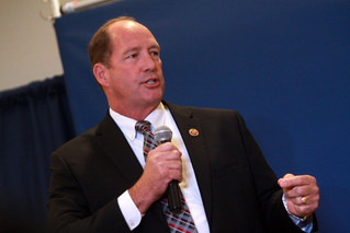 US Congressman Ted Yoho: Mass protests in Hong Kong show limits of Chinese Communist Party's power