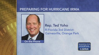 Ted Yoho statement on debt ceiling and hurricane funding