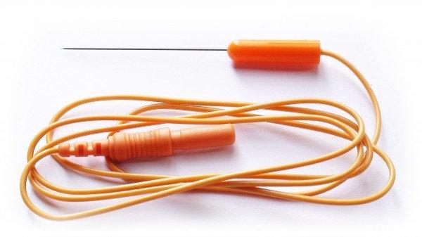 Eletrodos de Agulha  Monopolar Technomed - Caixa com 25 unidades