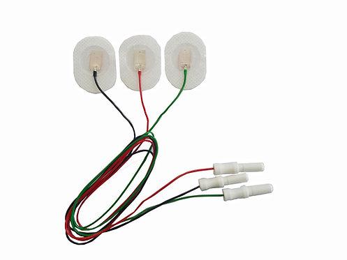Eletrodos de Superfície  Ambu Neuroline 715 - Pacote com 12 unidades