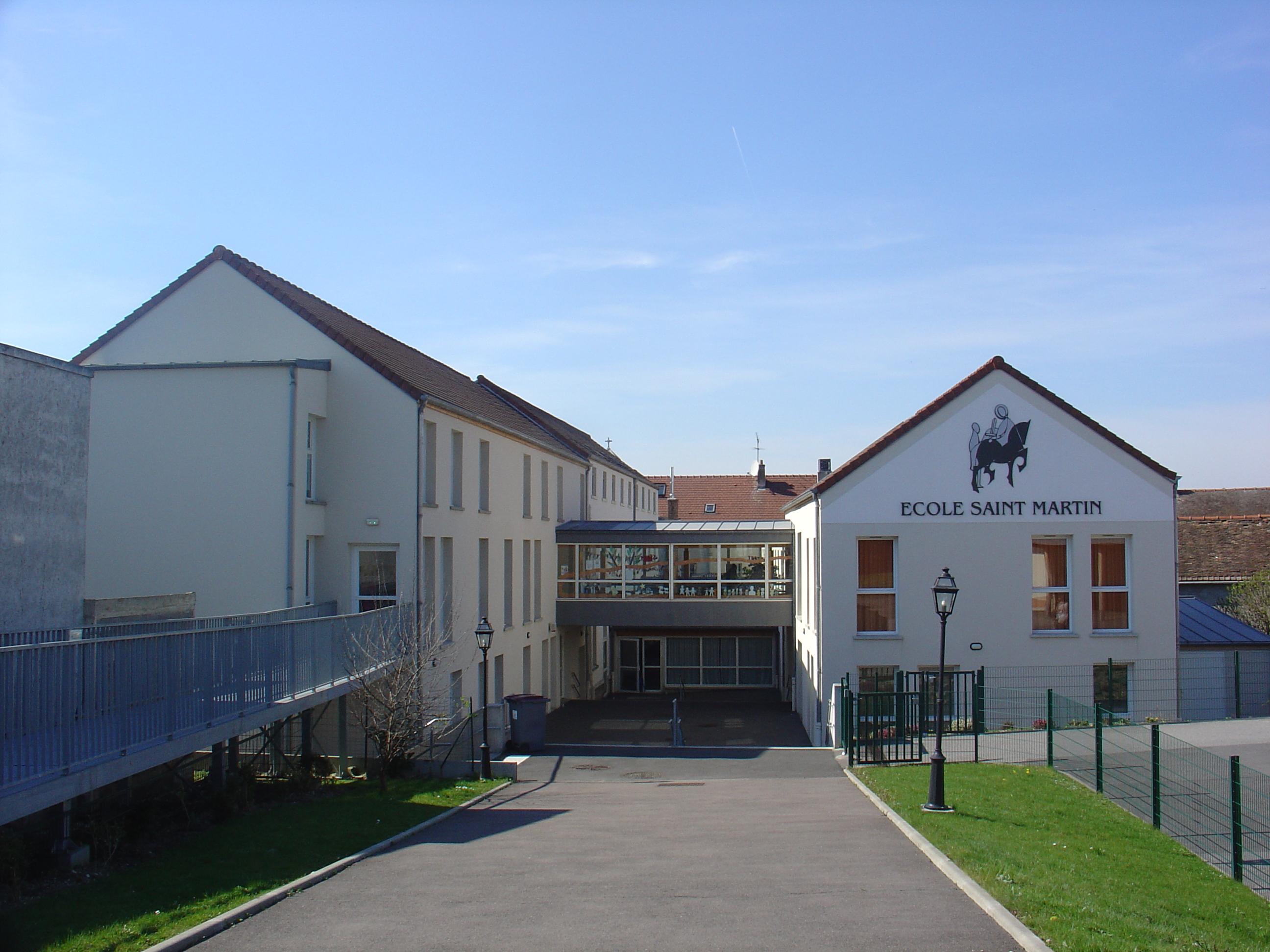 Ecole Saint Martin