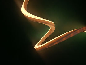 This LED neon flex replacement can be bent both radially and laterally, making it suitable for a wider variety of projects. It can be used to replace tradition neon signs or for outlining buildings and signage. Light is emitted through a silicone housing, creating a uniform light source.