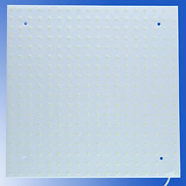 Available in a variety of standard sizes or custom sizes, this aluminum panel contains an array of 5050 LEDs and has an integrated waterproof design. It is suitable for airports, shopping malls and other high-end lighting. It can be used to backlight a variety of products.