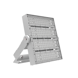 US Luminaire's line of general wall washers are suited for stadiums, parking lots and any general outdoor scene highlighting. It has a modular design, allowing for a wide range of luminous intensity.