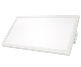This simple high bay has basic features to reduce complexity. The rectangular shape is a simple replacement for traditional fluorescent high bays.