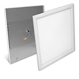 This flat panel has an internal driver, resulting in a thickness of less than one inch. This makes it suitable to surface mount in a variety of locations.