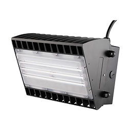 The US Luminaire semi cut-off wall wall pack series has been designed and built with high performance, efficiency and cost effectiveness in mind. The LEDs are housed in a sealed compartment separate from the drivers to keep them cool. A bubble level is built in and a gasket is included to ensure proper and simple installation. The unit is lightweight and extremely durable.