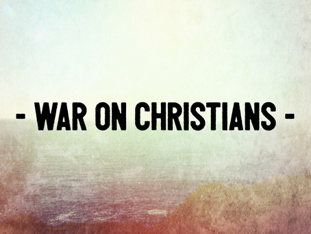 War on Christians
