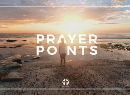 Prayer Points - Vol 47