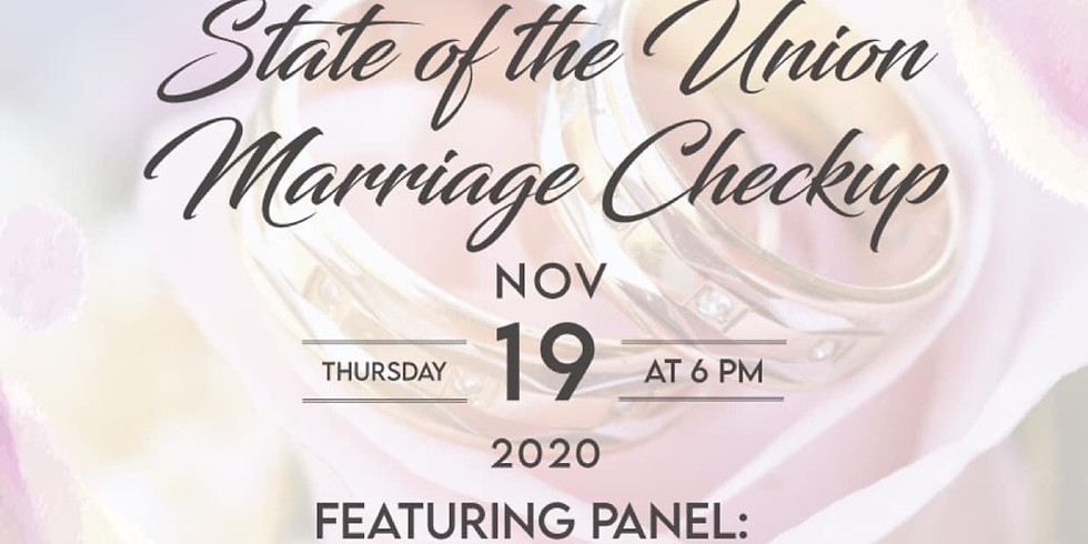 State or the Union Marriage Checkup