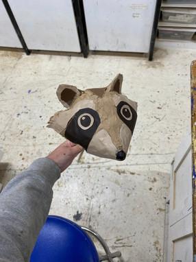Puppet Head Prototype