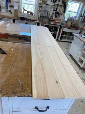 Bar Tabletop - Process