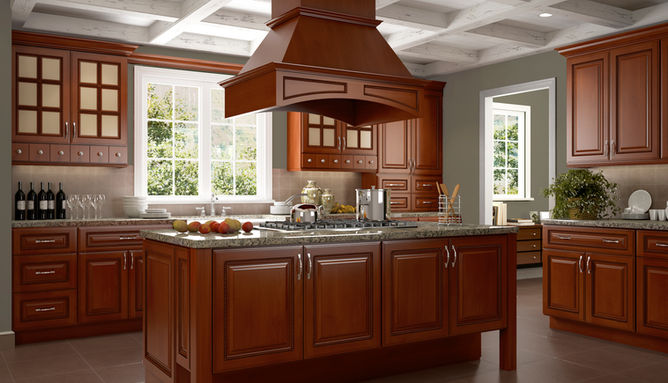 Kitchen Cabinets Fort Worth | Prefinished Cabinets