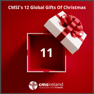 12 Gifts of Christmas: Day Eleven