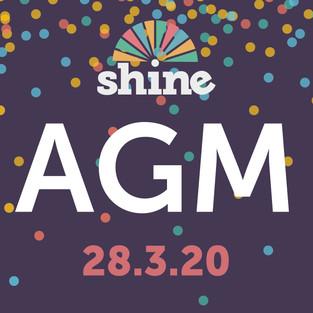 AGM 2020 & Annual Accounts