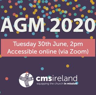 CMSI AGM Rescheduled