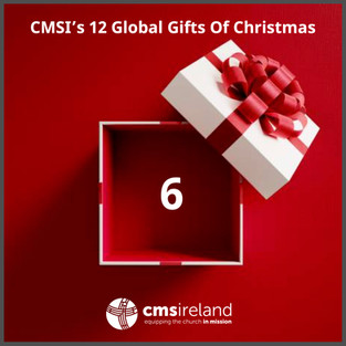 12 Gifts Of Christmas: Day Six