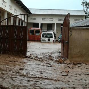 Non-Covid Crisis Hits DRC Partners