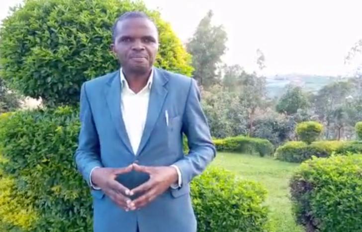 Rev Viateur Ntarindawa