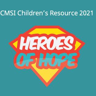 CMSI share hope-filled Children's Resource