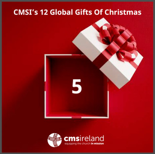 12 Gifts Of Christmas: Day Five