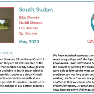 Update From South Sudan