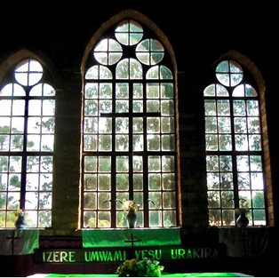 Lent: a time for lament; a window of hope