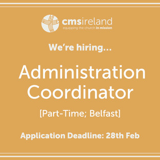 Job Opportunity with CMSI