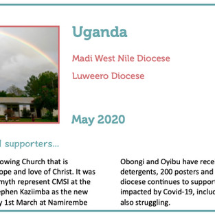 Updates From Uganda & Nepal