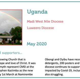 Updates From Uganda & Nepal