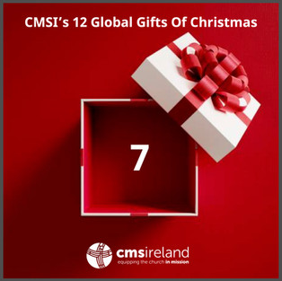 12 Gifts Of Christmas: Day Seven