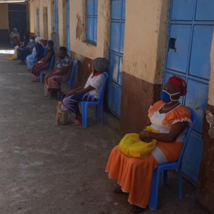 Responding to Covid in Nairobi