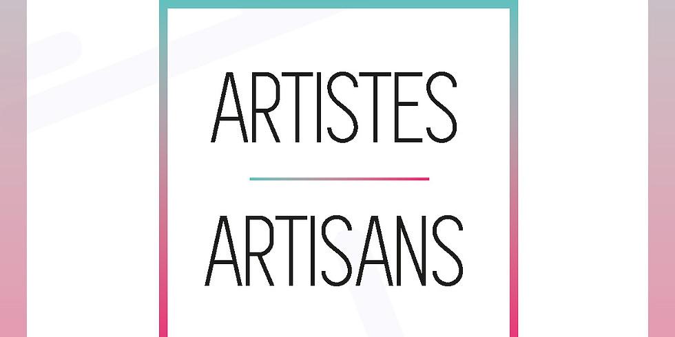 Vernissage expo artistes et artisans de Port-Valais