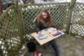 Sophie Dupont Enseignante Cours de Dessin Valais