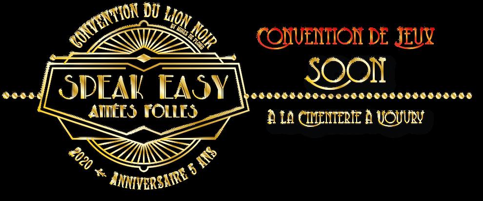 Convention du Lion Noir - jeux de sociét