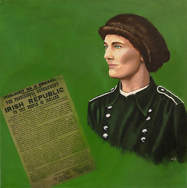 The Countess Marckievicz