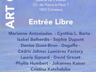 ART Corseaux / Rendez-vous des artistes